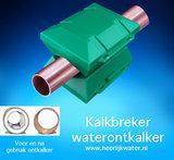 Kalkbreker Waterontkalker 15 mm - eenvoudig minder kalkaanslag_
