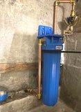Hele huis inbouw- ijzer waterfilter hoofd-waterleiding - Aquaphor _