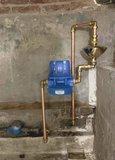 Hele huis inbouw- sediment waterfilter  - Aquaphor _