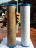 Standaard filter patroon B520-12 (met afwijking) - hele huis inbouw waterfilter - Aquaphor_