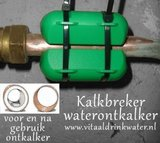 Kalkbreker Waterontkalker 22 mm - eenvoudig minder kalkaanslag_