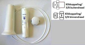 Mineralisatie inbouw waterfilter K7M - Aquaphor