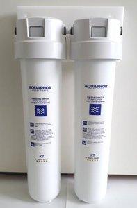 Tweevoudig filtersysteem met mineralisatie functie - Aquaphor