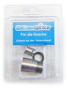 Douche-waterwervelaar
