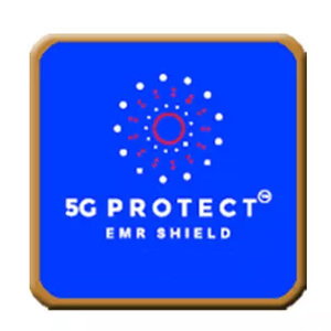 5G Protect Straling Sticker