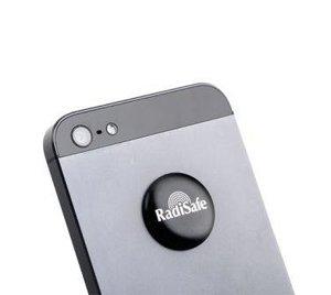 Anti-straling sticker mobiele/draadloze telefoon - RadiSafe