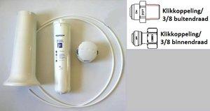 Keuken inbouw waterfilter - Aquaphor