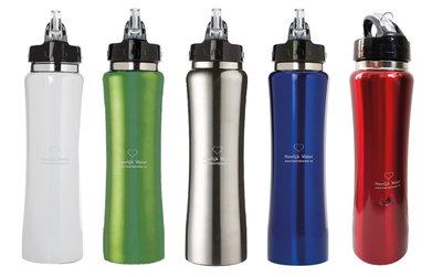 Watervitaliser drinkfles - Leliveld