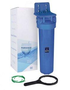 Standaard hele huis waterfilter voor op de hoofdleiding
