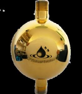 Kort gebruikte Aqua Mondiale - watervitaliser voor spirituele centra - Leliveld