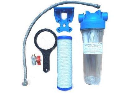 Alvito aanrecht inbouw waterfiltersysteem