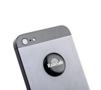 Anti straling sticker mobiel